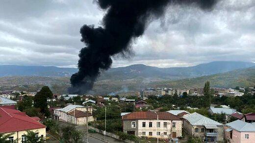 روسیه از برقراری آتشبس در امتداد خط درگیری قرهباغ خبر داد