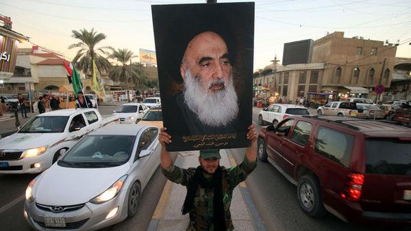 ماجرای عملیات فریب رسانه ای علیه آیت الله سیستانی و حشدالشعبی