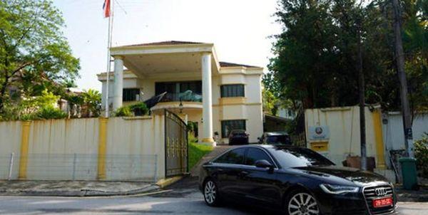 مالزی کارکنان سفارت کره شمالی را اخراج کرد