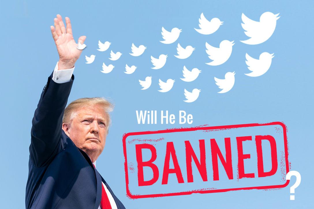 درگیری توئیتر با ترامپ ادامه دارد