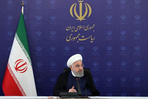 تاکید روحانی بر لزوم تعامل سازنده با مجلس