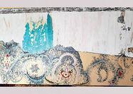 نقاشیهای «ققنوس ایران زمین» در خانه گفتمانشهر