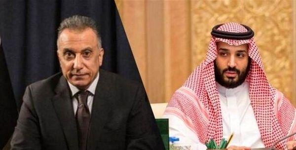 نخست وزیر عراق با ولیعهد عربستان تماس گرفت