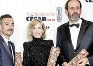 صدرنشینی یک فیلماولی در جایزه «سزار»