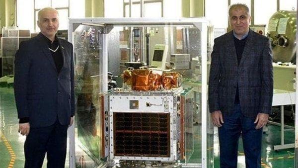 ویژگیهای جدیدترین ماهواره ایرانی آماده پرتاب