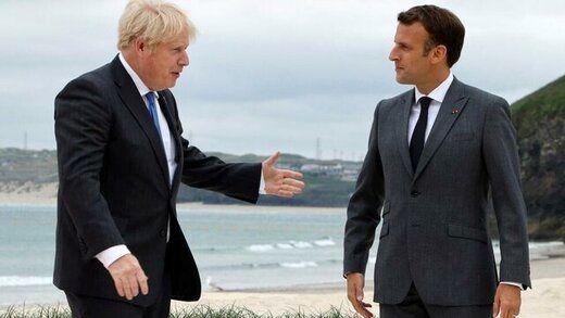 پیشنهاد انگلیس به فرانسه پس از توافقنامه جنجالی آمریکا