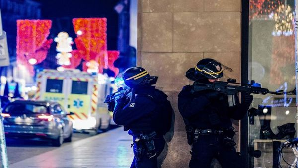 تیراندازی در فرانسه ۲ مجروح بر جای گذاشت