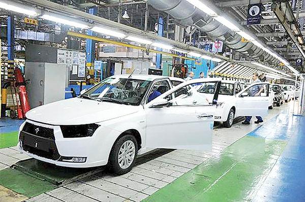سهم خودرو در رشد منفی 98