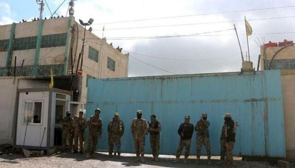 حمله مسلحانه به بازداشتگاه داعشیها در شمال سوریه