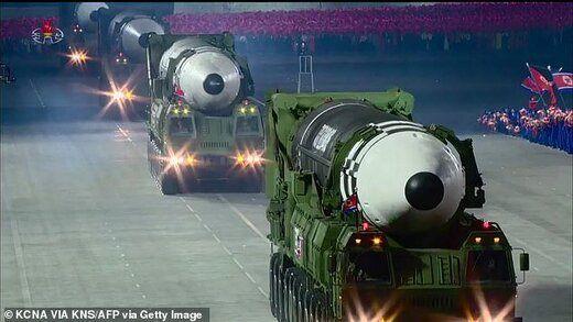 تلاشهای کره شمالی برای تقویت بنیه نظامی