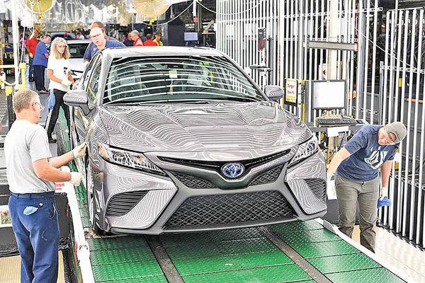 آینده تعرفه خودرویی ژاپن و بریتانیا