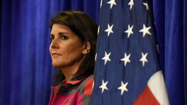 انتقاد نیکی هیلی از تلاش آمریکا برای بازگشت به برجام