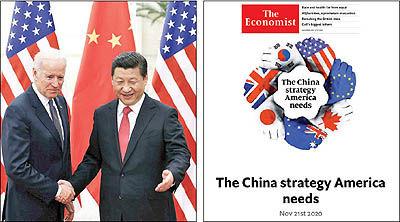 ائتلاف چندجانبه علیه چین