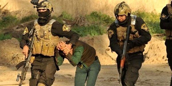 10 عضو باندهای داعش در عراق دستگیر شدند