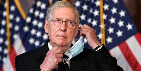 تبریک رهبر اکثریت جمهوریخواه سنا به بایدن