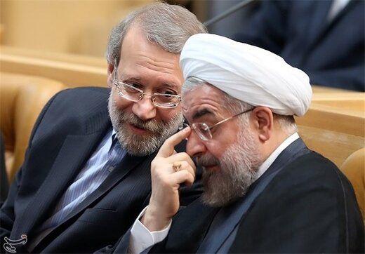 دولت از کاندیداتوری لاریجانی در انتخابات ۱۴۰۰ حمایت میکند؟