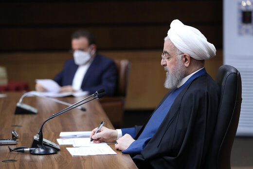پیام تبریک حسن روحانی به سران کشورهای اسلامی