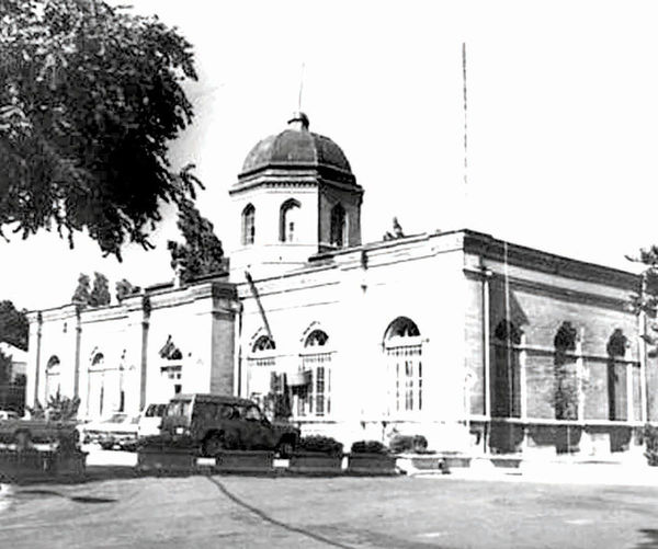 اسناد راهاندازی رادیو تهران