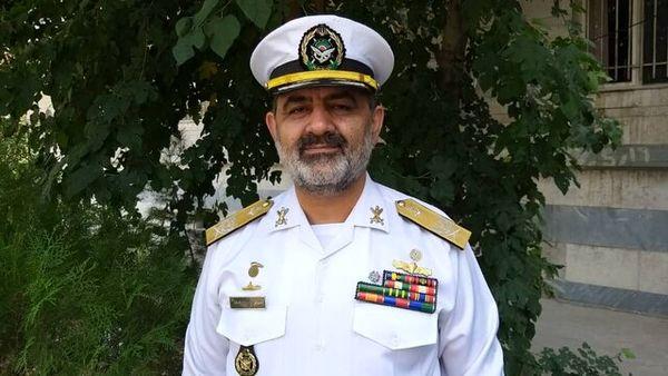 فرمانده جدید نیروی دریایی ارتش کیست؟