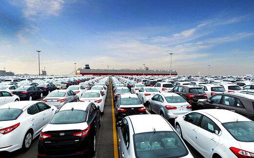 سبقت با سرعت قیمت خودروهای وارداتی از خودروهای داخلی