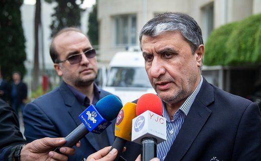 واکنش وزیر راه به رفتار غیرعادی خلبان ترکیش ایر و پخش صدای آژیر در تهران