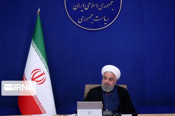 بهرهبرداری از طرحهای ملی وزارت نفت با دستور روحانی