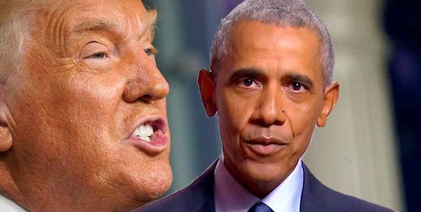انتقاد صریح اوباما از رویکرد ترامپ