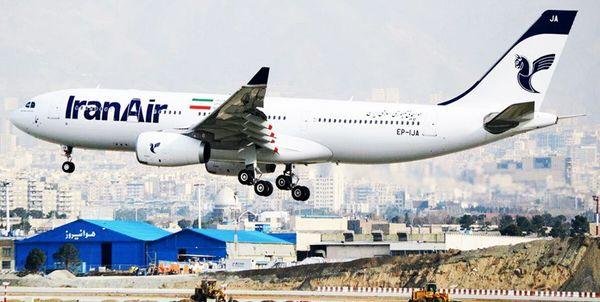 علت بازگشت پرواز تهران-لندن هما به فرودگاه امام خمینی (ره)