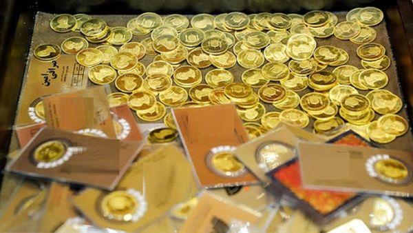 تقاضای خرید سکه در بازار افزایش پیدا کرد