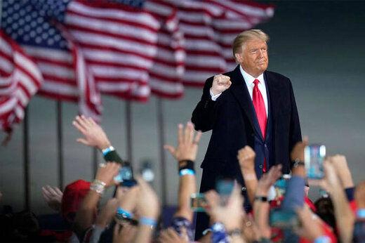 اگر ترامپ ببازد، در انتخابات ۲۰۲۴ شرکت می کند؟