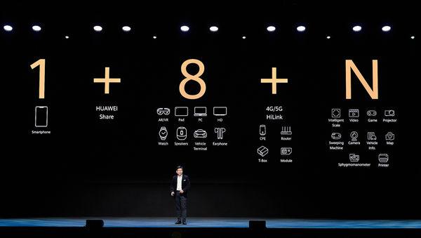 هرآنچه باید از اکوسیستم هوآوی (1+8+N) بدانیم؛ از ارتباط مستمر تا ادغام در محصولات متفاوت