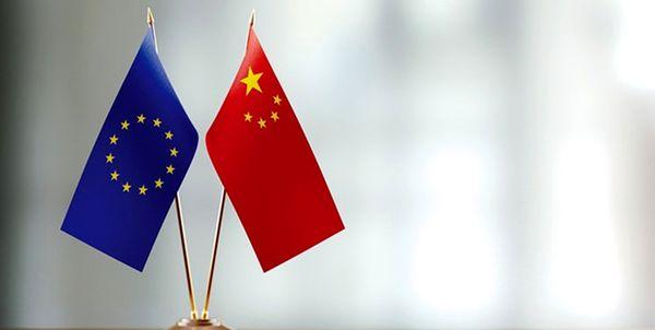 واکنش چین به تحریمهای اروپا