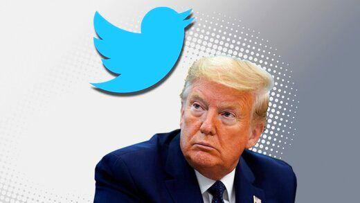 محدودیت جدید توییتر علیه توییتهای ترامپ