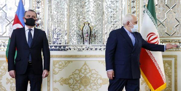 قدردانی وزیرخارجه جمهوری آذربایجان از مواضع ایران در بحران قره باغ