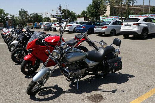 ریزش چشمگیر قیمتها در بازار موتورسیکلت