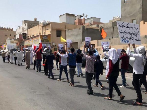 آزادی دهها زندانی سیاسی و یک چهره دینی برجسته در بحرین
