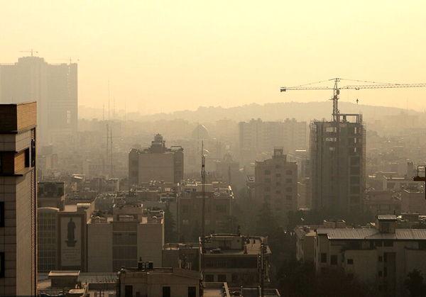 هشدار به بیماران قلبی و ریوی نسبت به آلودگی هوای تهران