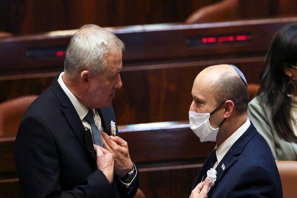 بنت مانع دیدار وزیر جنگ اسرائیل با محمود عباس شد
