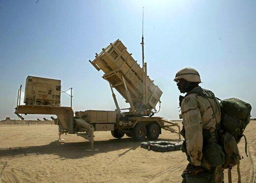 آمریکا نیروهایش را از عربستان خارج کرد