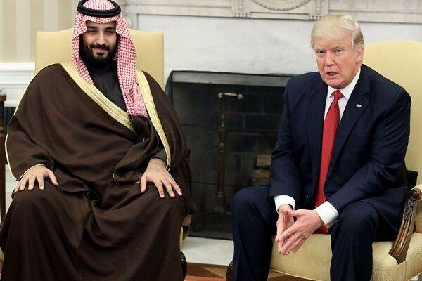 نگرانی کشورهای عربی از شکست ترامپ در انتخابات