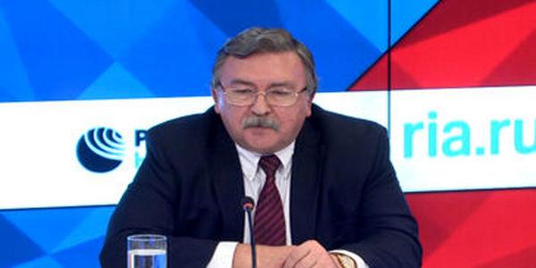 واکنش اولیانوف به  خبر توافق ایران با آژانس