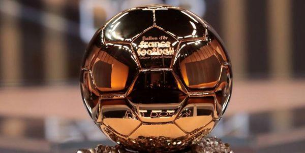 نامزدهای نهایی کسب جایزه توپ طلا مشخص شدند