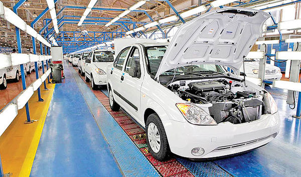 ریزش پاییزی خودروسازان