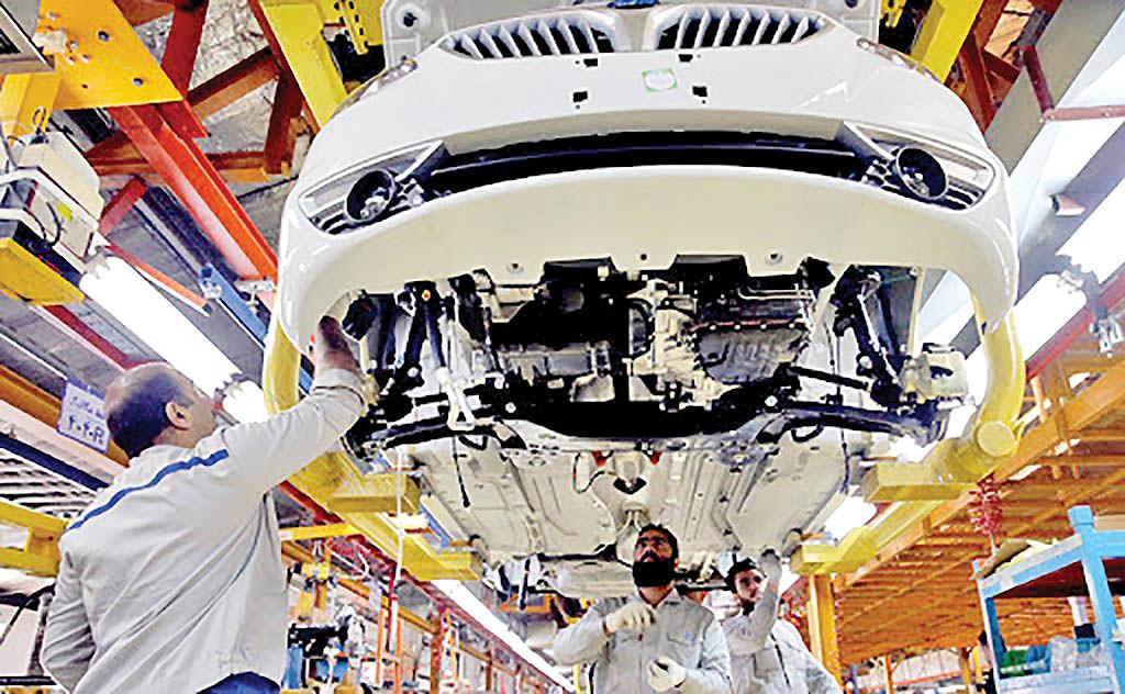 الگوی چینی خیز خودروسازی