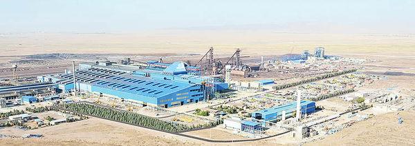 برنامه فولاد خراسان برای صادرات  120 میلیون دلاری