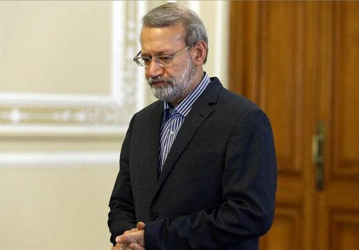 لاریجانی تصمیم به کاندیداتوری گرفت