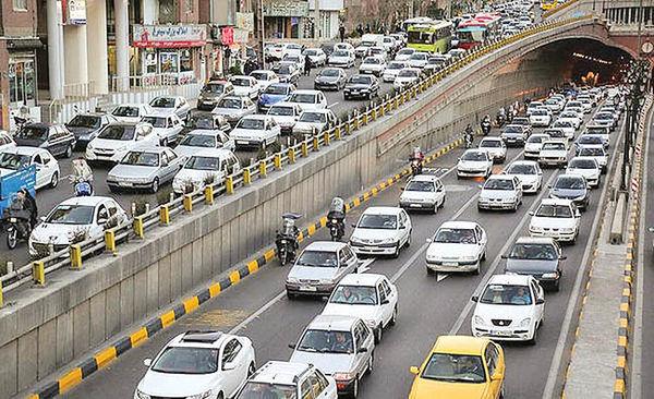 تاثیر لغو طرح ترافیک بر کاهش حمل و نقل عمومی