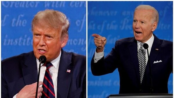 ترامپ: منتظر مناظره با بایدن در ۱۵ اکتبر هستم