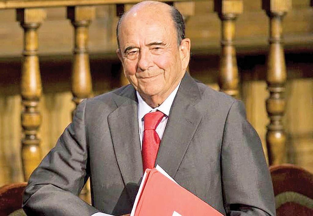 امیلیو بوتین، کارآفرین و بانکدار اسپانیایی