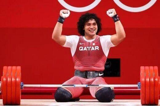 قطر طلای خود را با رکوردشکنی به دست آورد
